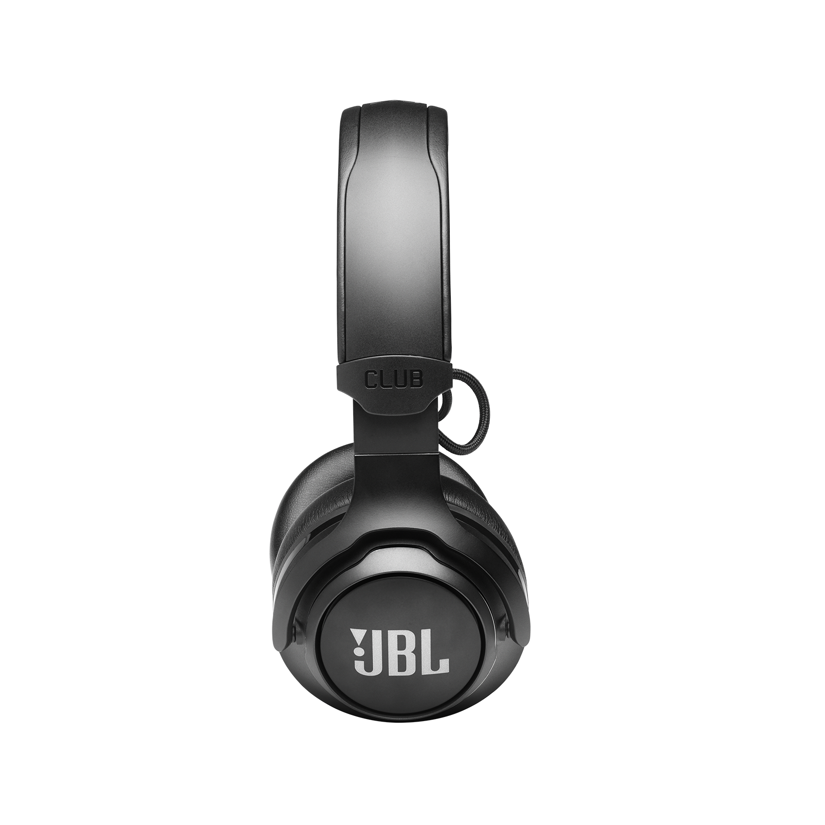 JBL CLUB 700BT - Black - Wireless on-ear headphones - Detailshot 5
