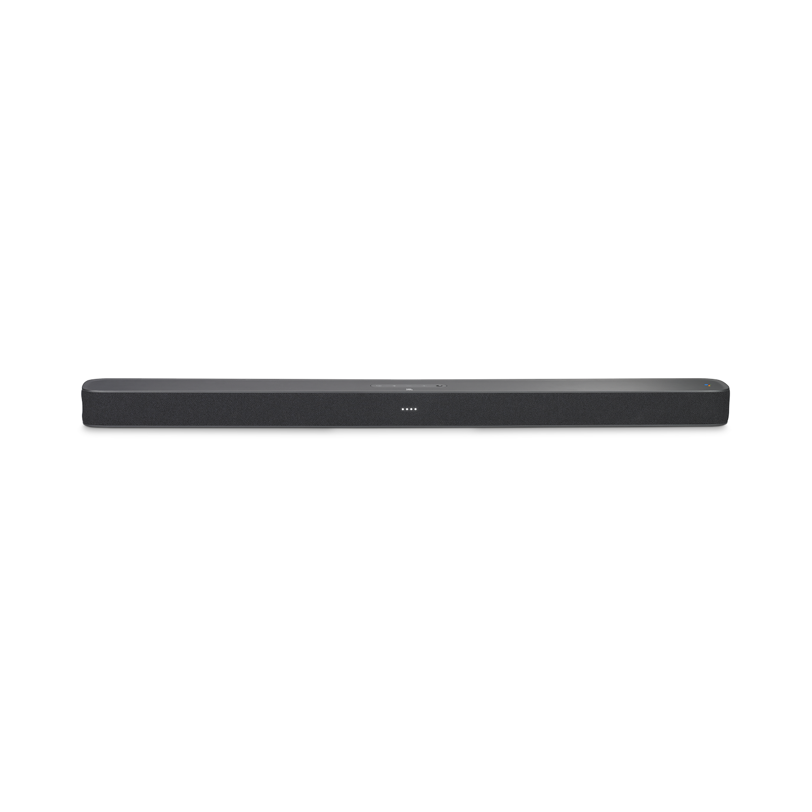 JBL LINK BAR - Grey - Voice-Activated Soundbar with Android TV and the Google Assistant built-in - Front
