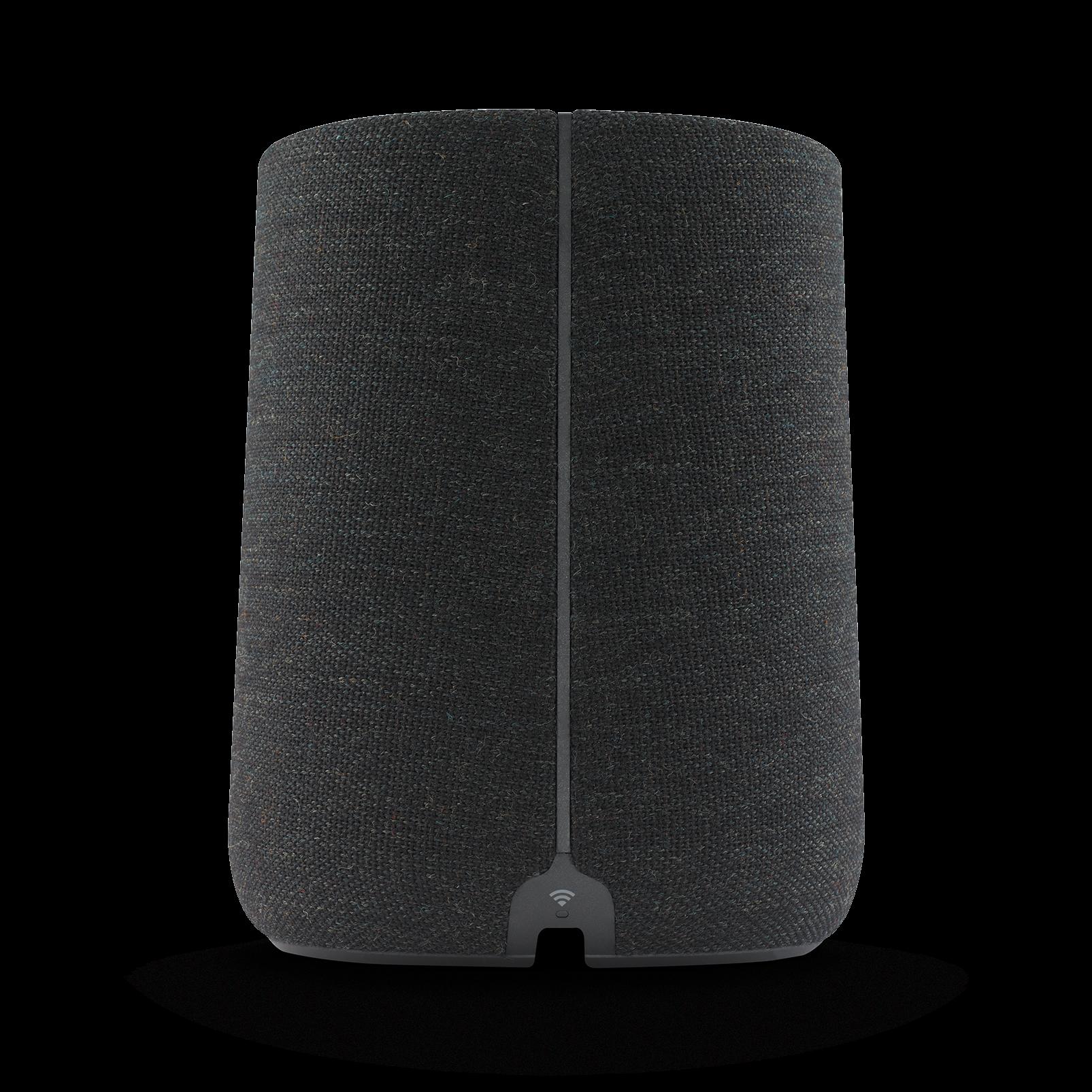 Harman Kardon Citation One MKII - Black - All-in-one smart speaker with room-filling sound - Back