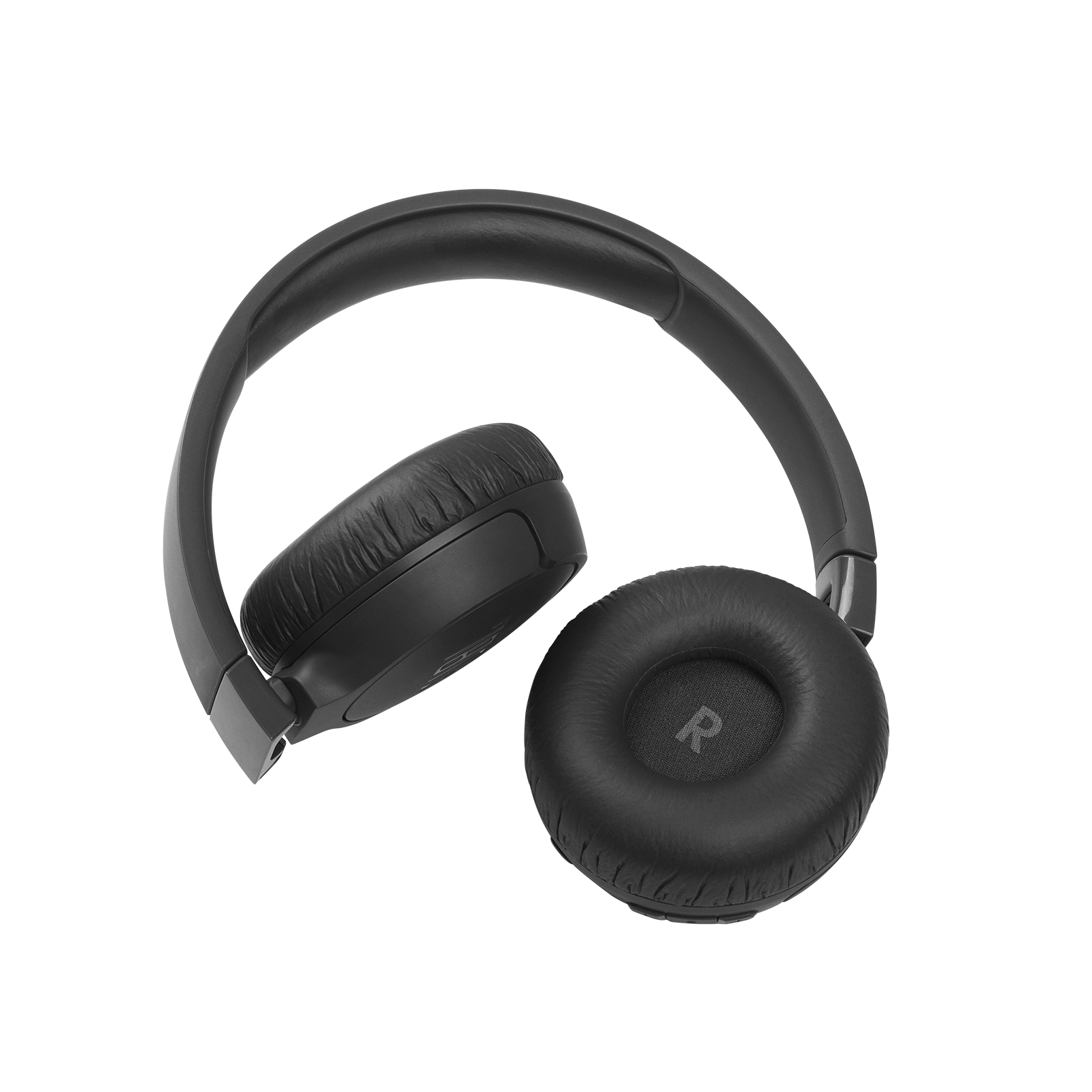 JBL Tune 660NC - Black - Wireless, on-ear, active noise-cancelling headphones. - Detailshot 5