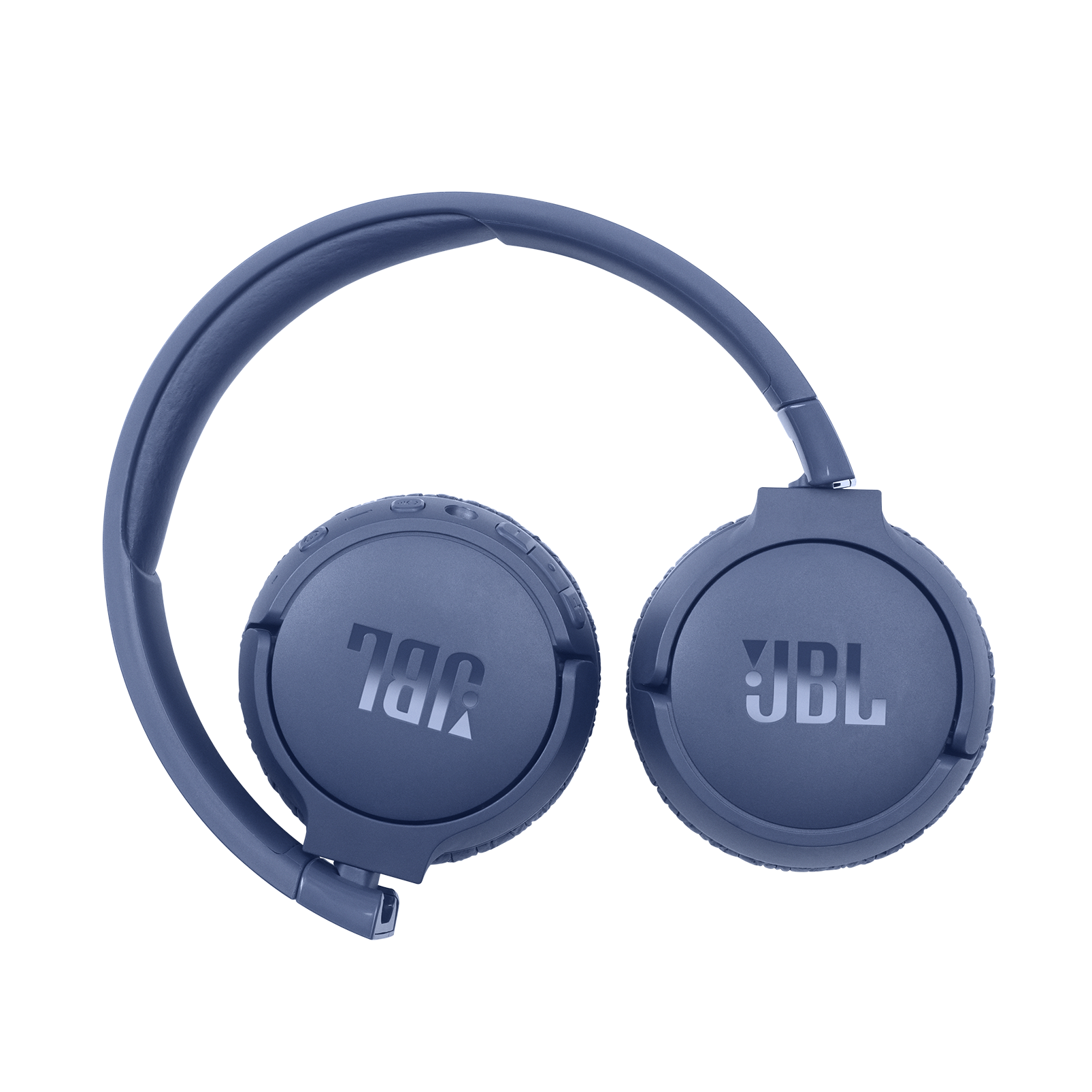 JBL Tune 660NC - Blue - Wireless, on-ear, active noise-cancelling headphones. - Detailshot 2