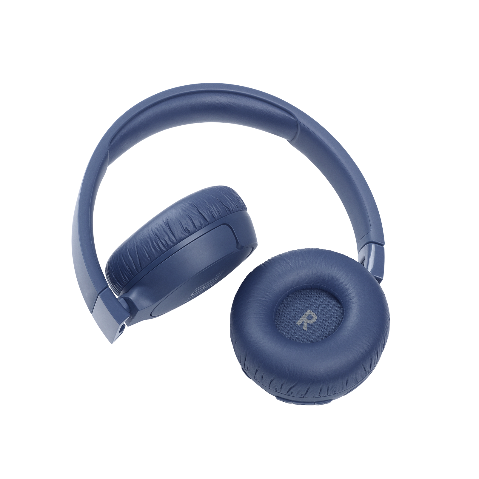 JBL Tune 660NC - Blue - Wireless, on-ear, active noise-cancelling headphones. - Detailshot 5