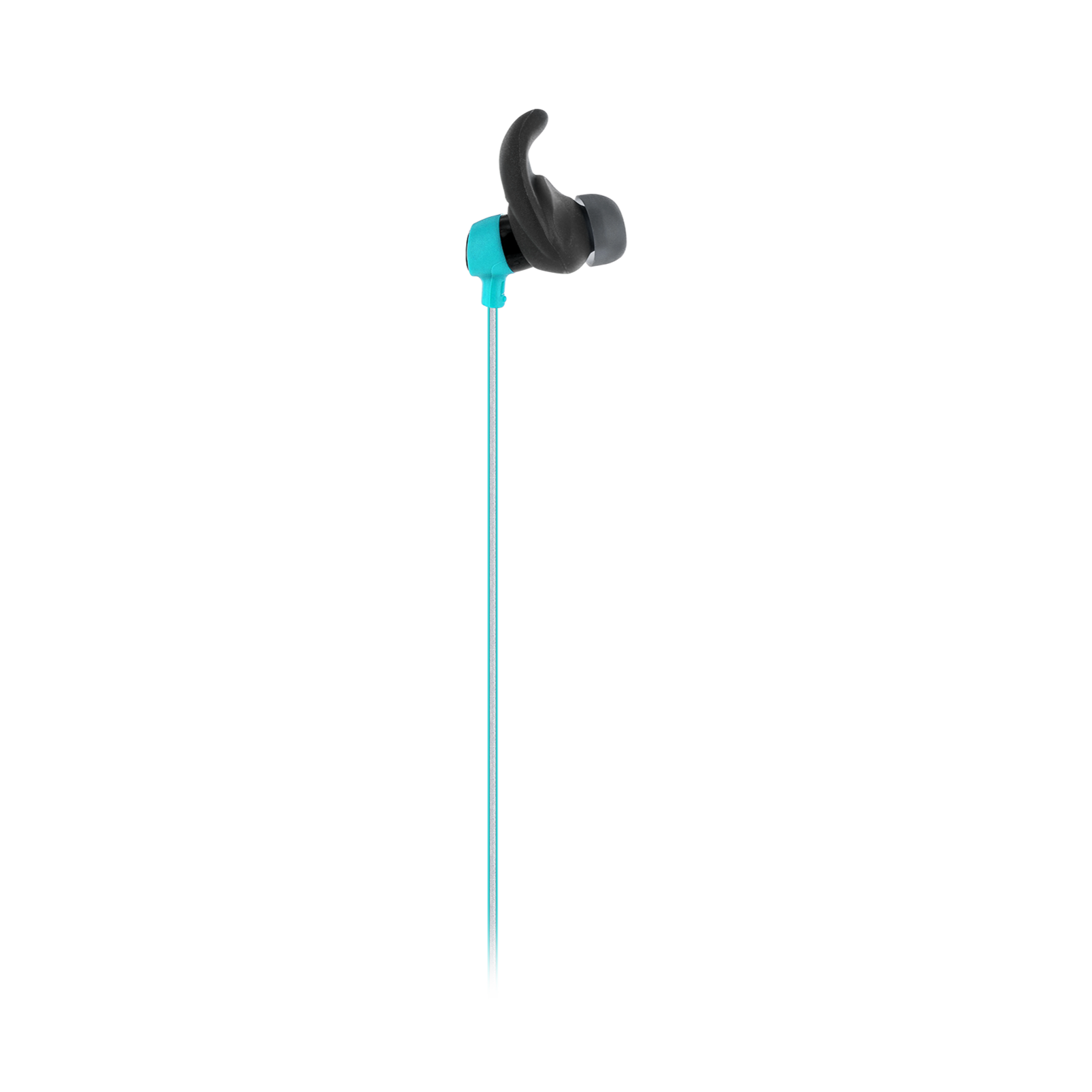Reflect Mini - Teal - Lightweight, in-ear sport headphones - Detailshot 8
