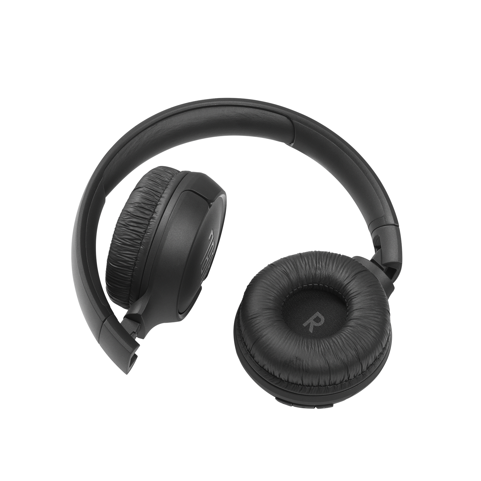 JBL Tune 510BT - Black - Wireless on-ear headphones - Detailshot 1