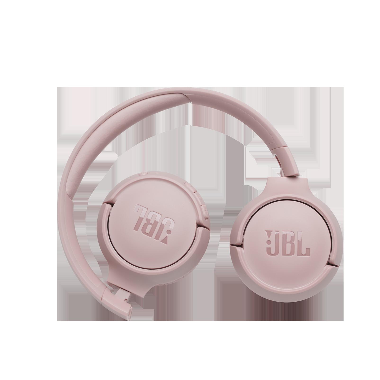 JBL TUNE 560BT - Pink - Wireless on-ear headphones - Front