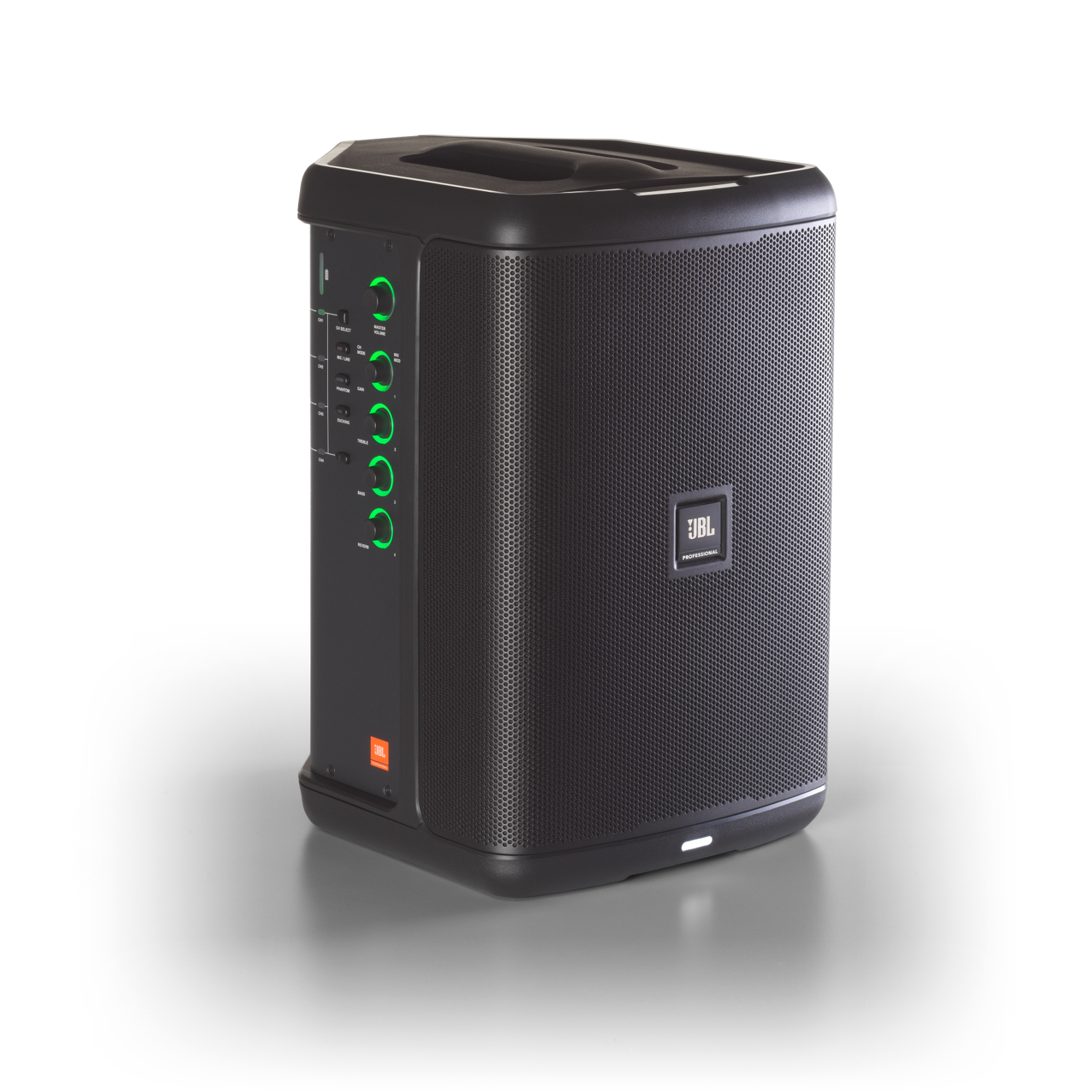 JBL EON ONE Compact - Black - All-in-One Rechargeable Personal PA - Detailshot 6