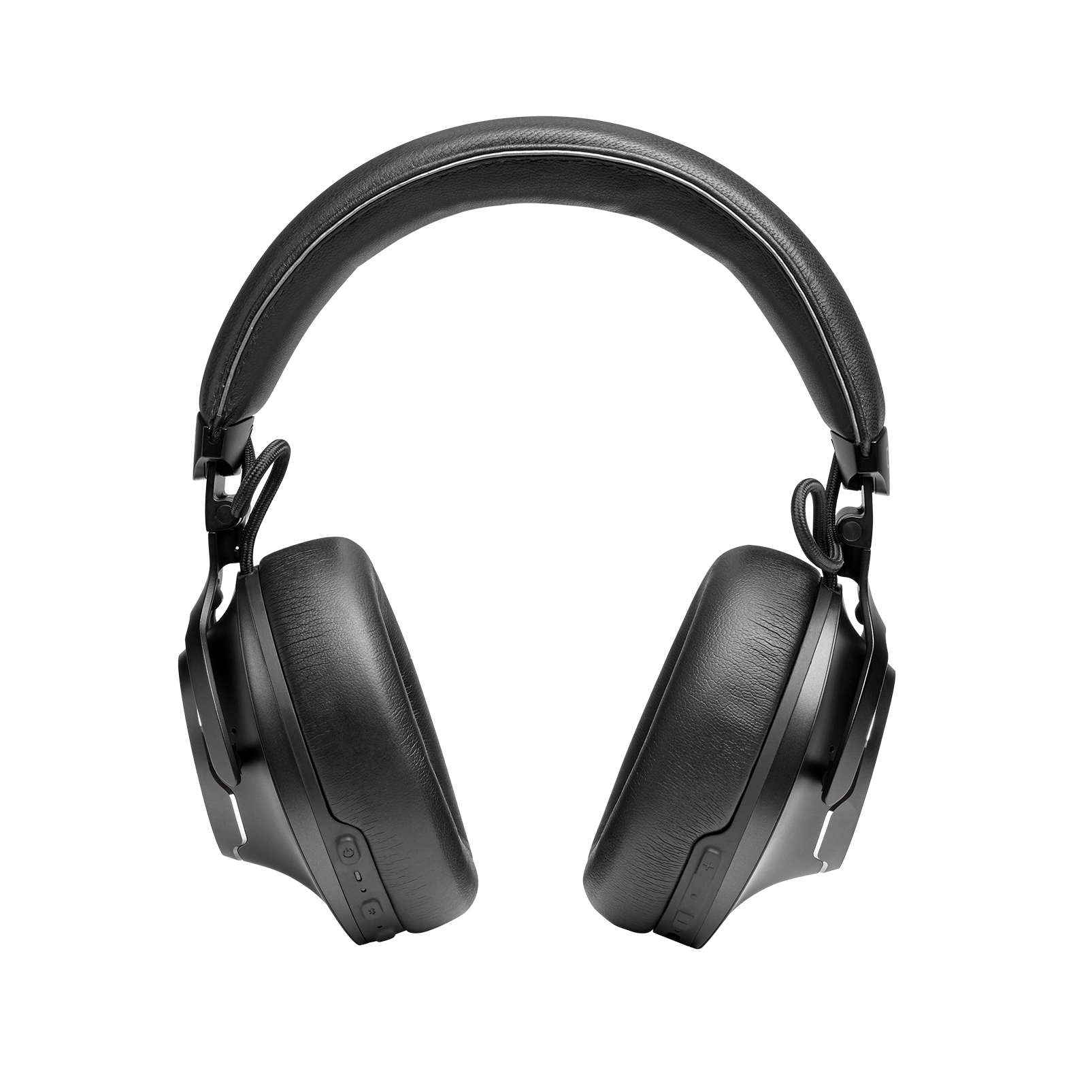 JBL CLUB ONE - Black - Wireless, over-ear, True Adaptive Noise Cancelling headphones inspired by pro musicians - Back