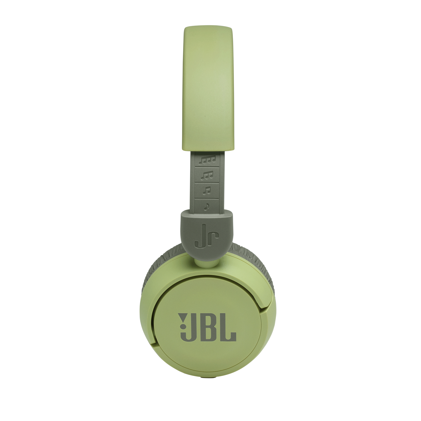 JBL Jr310BT - Green - Kids Wireless on-ear headphones - Detailshot 1