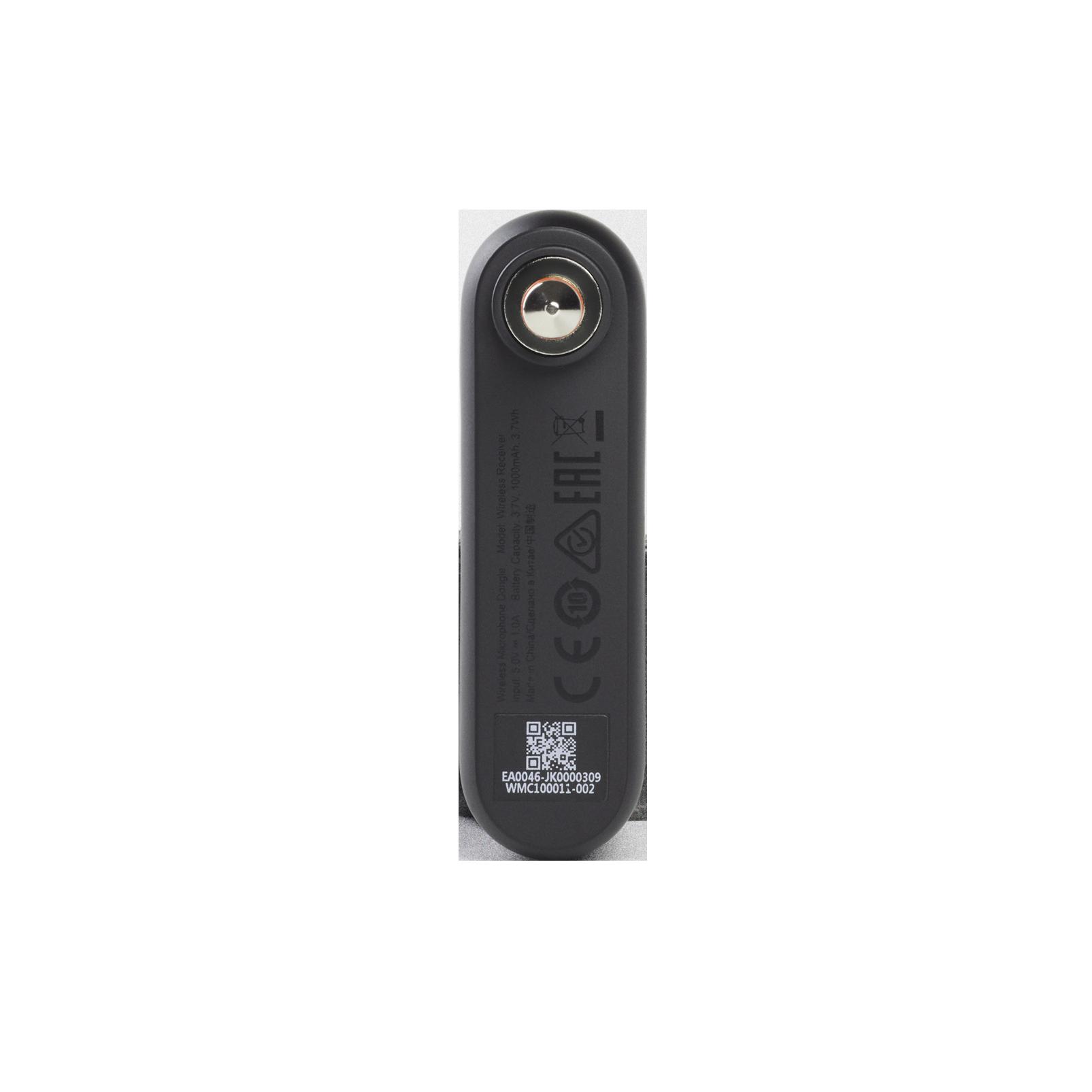 JBL Wireless Microphone Set - Black - Wireless two microphone system - Detailshot 5