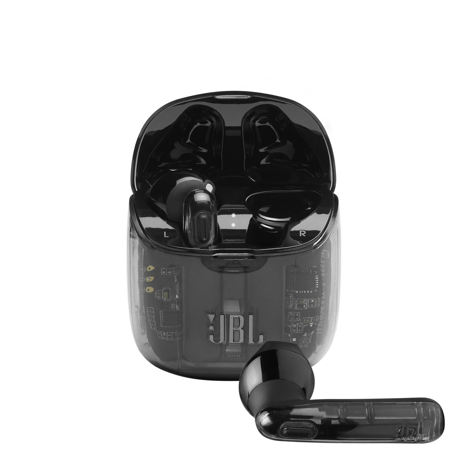 Tune 225TWS Ghost Edition - Black - True wireless earbud headphones - Hero