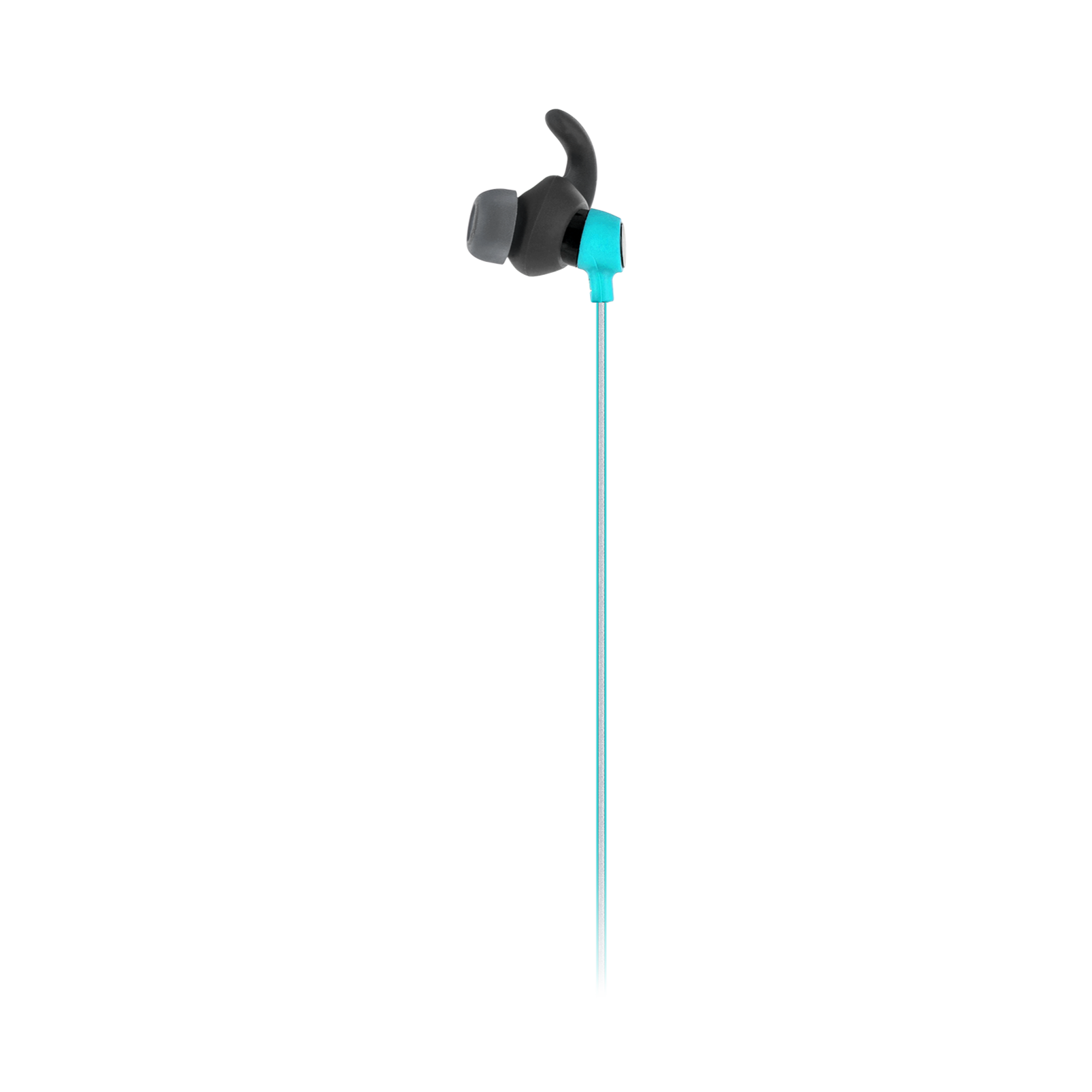 Reflect Mini - Teal - Lightweight, in-ear sport headphones - Detailshot 5