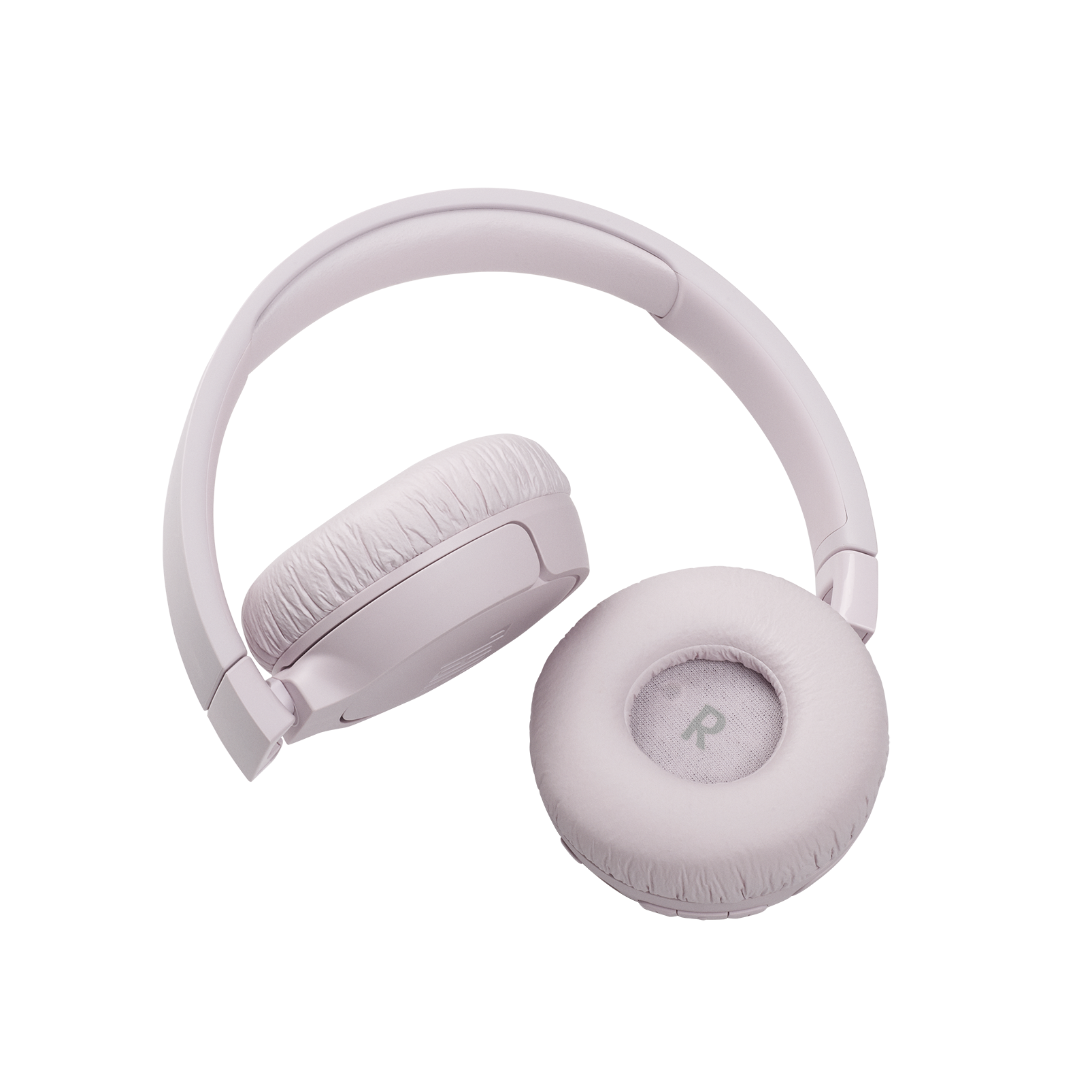 JBL Tune 660NC - Pink - Wireless, on-ear, active noise-cancelling headphones. - Detailshot 5