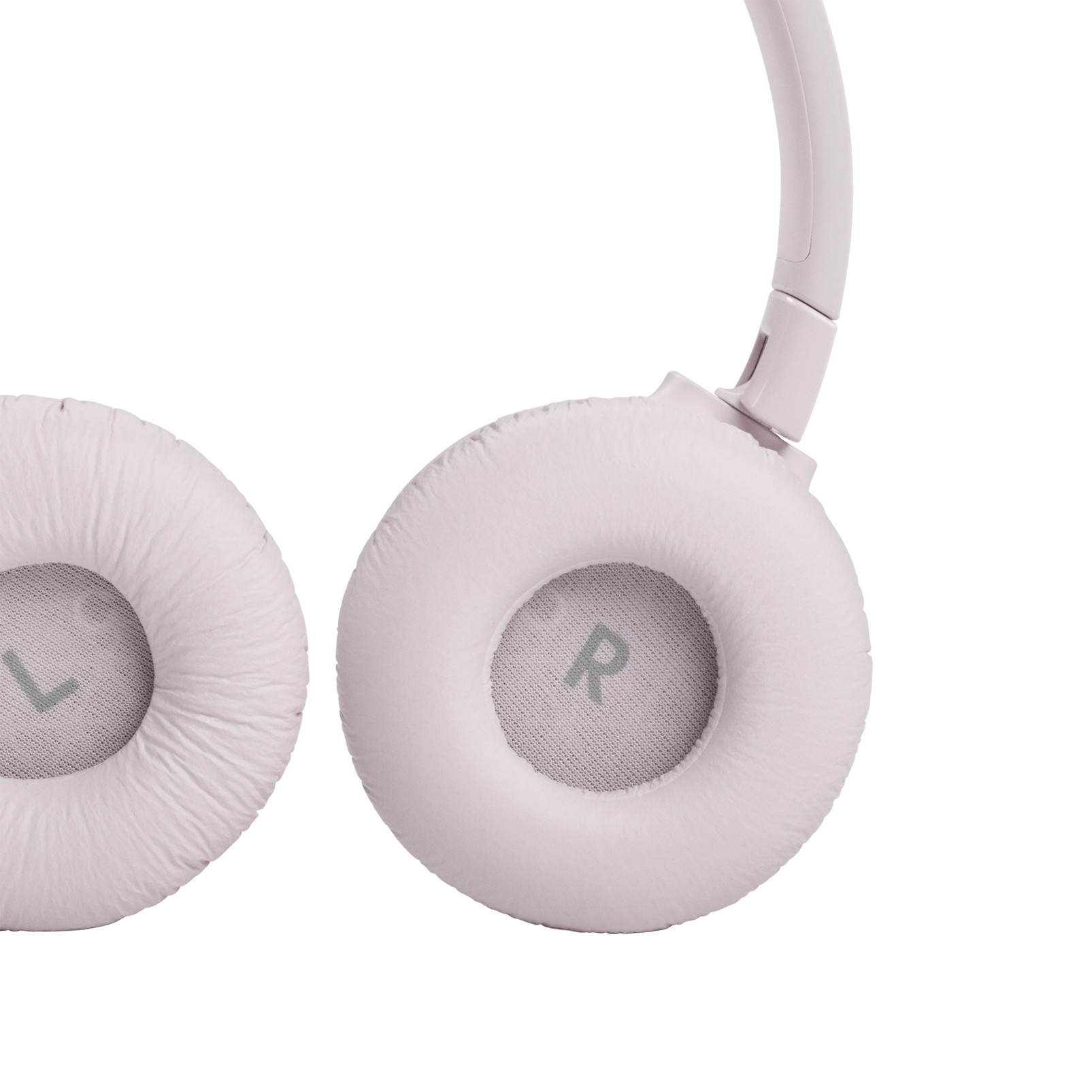 JBL Tune 660NC - Pink - Wireless, on-ear, active noise-cancelling headphones. - Detailshot 3
