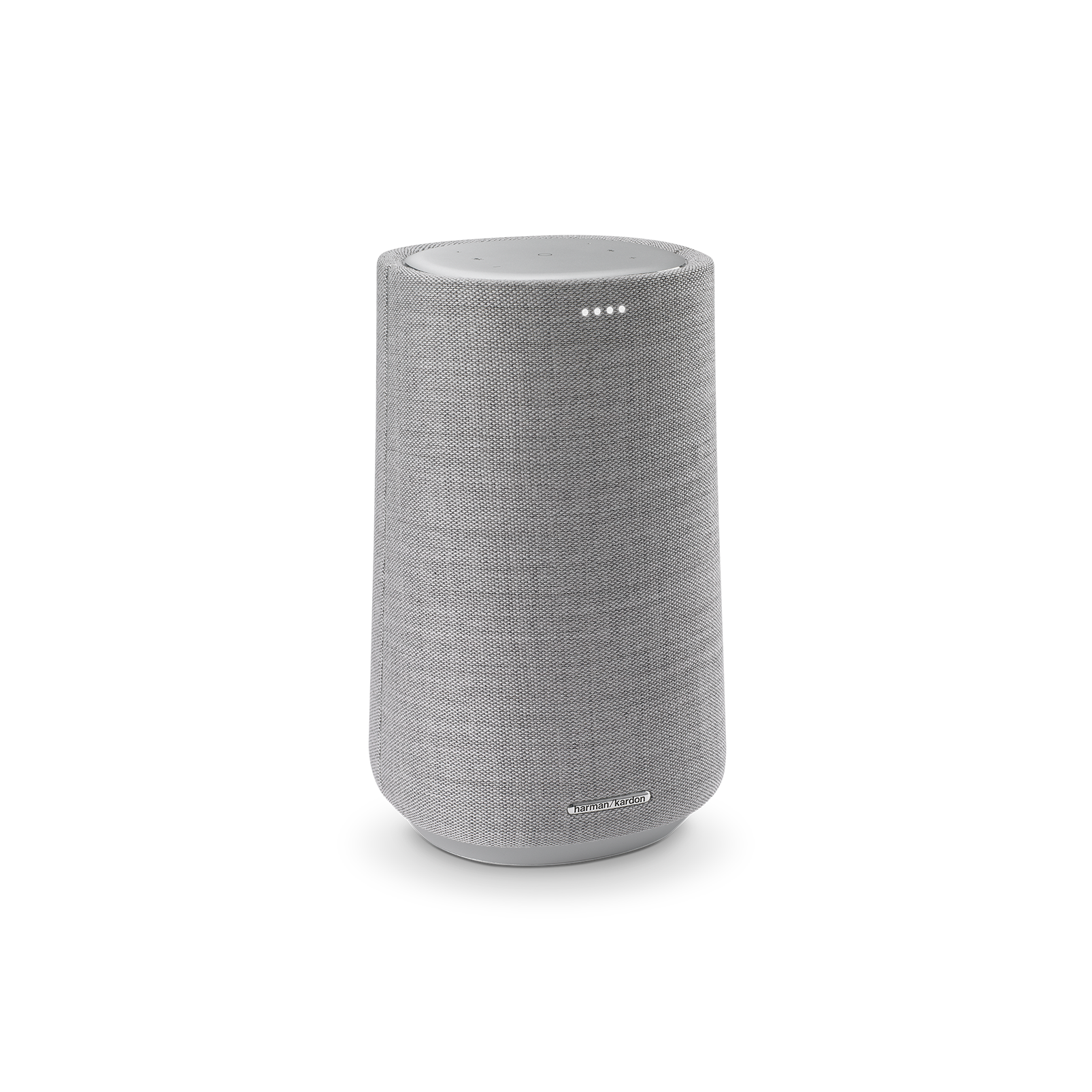 Harman Kardon Citation 100 - Grey - The smallest, smartest home speaker with impactful sound - Hero