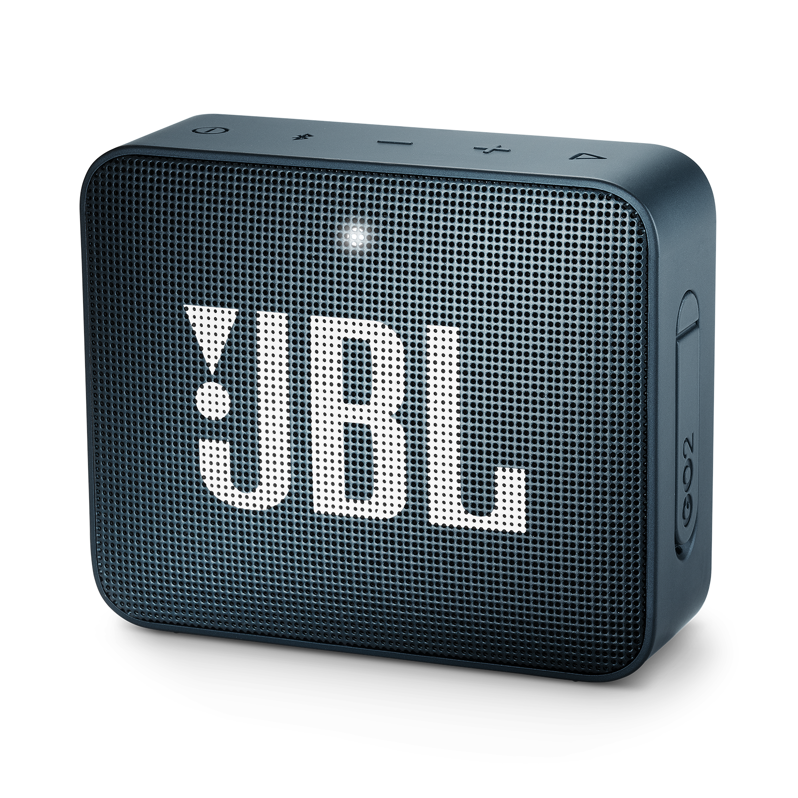 JBL GO 2 - Slate Navy - Portable Bluetooth speaker - Hero