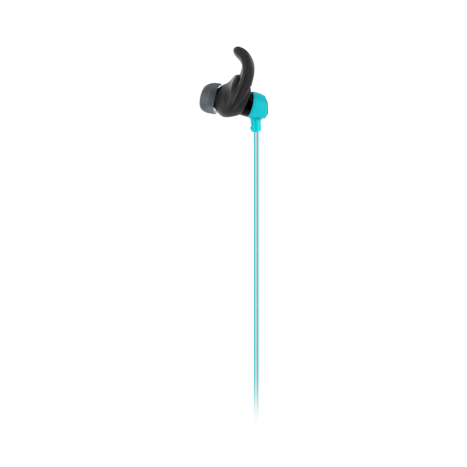Reflect Mini - Teal - Lightweight, in-ear sport headphones - Detailshot 7
