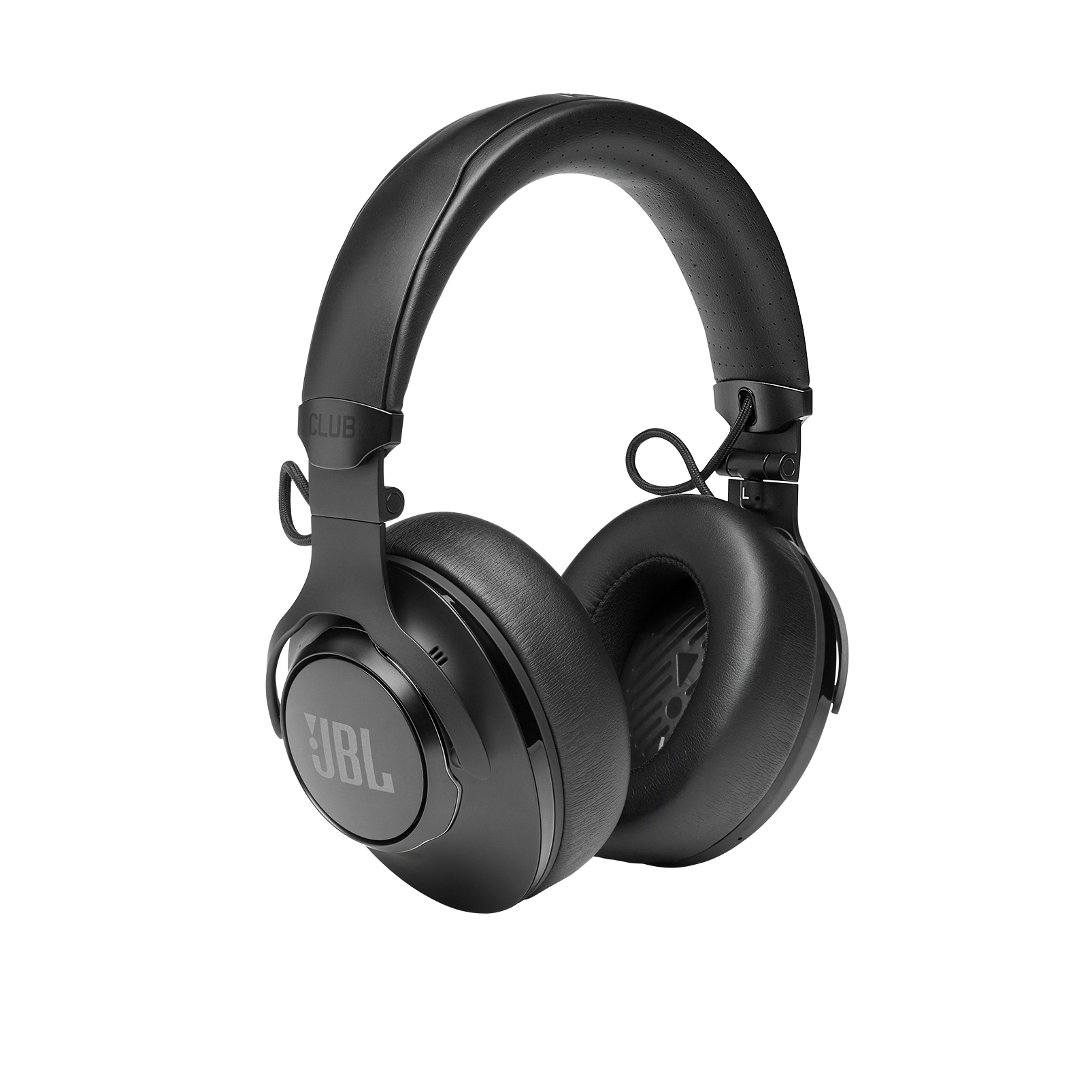 JBL CLUB 950NC - Black - Wireless over-ear noise cancelling headphones - Detailshot 2