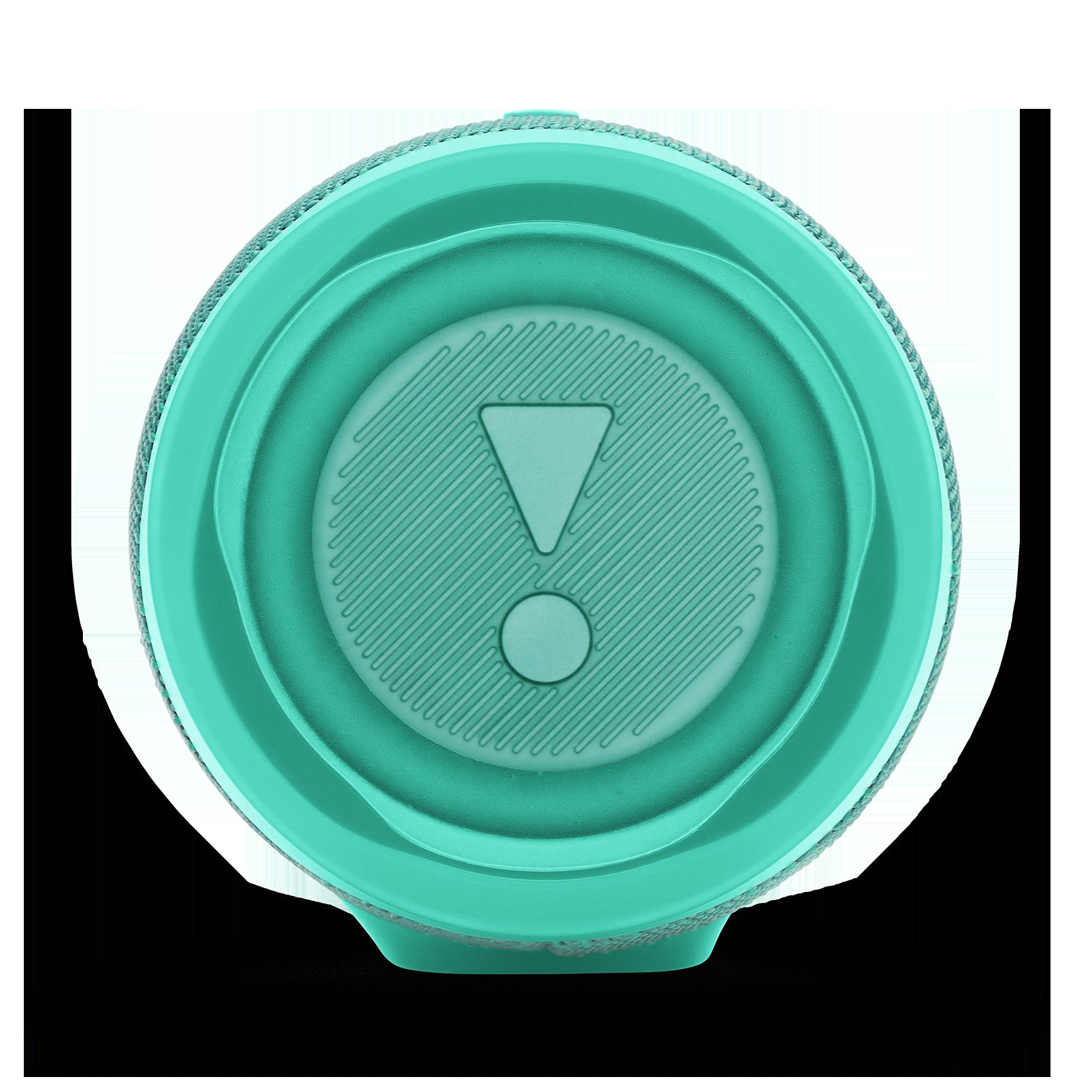 JBL Charge 4 - Teal - Portable Bluetooth speaker - Detailshot 3