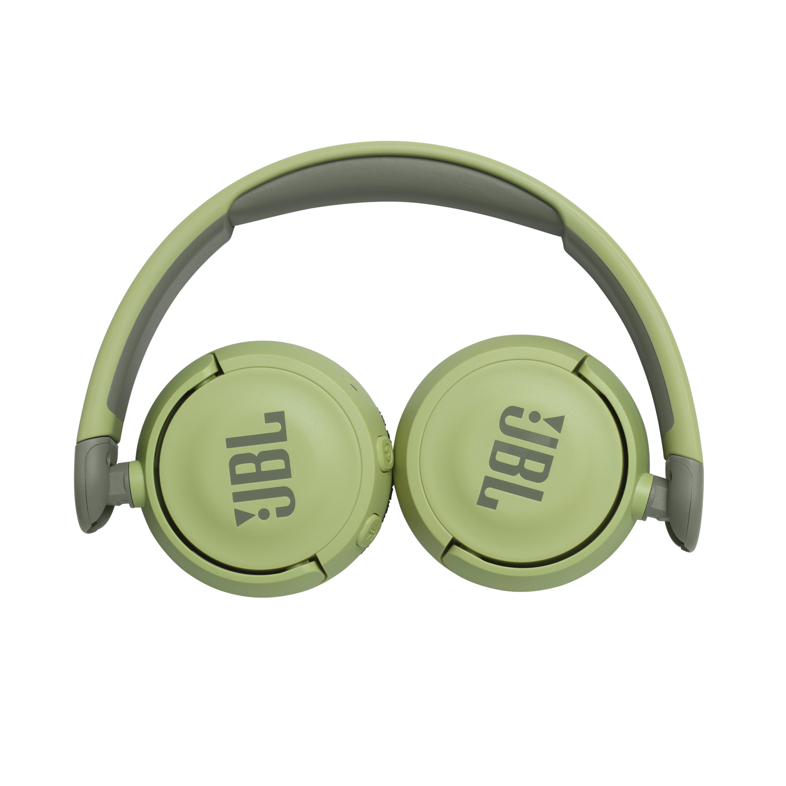 JBL Jr310BT - Green - Kids Wireless on-ear headphones - Detailshot 2
