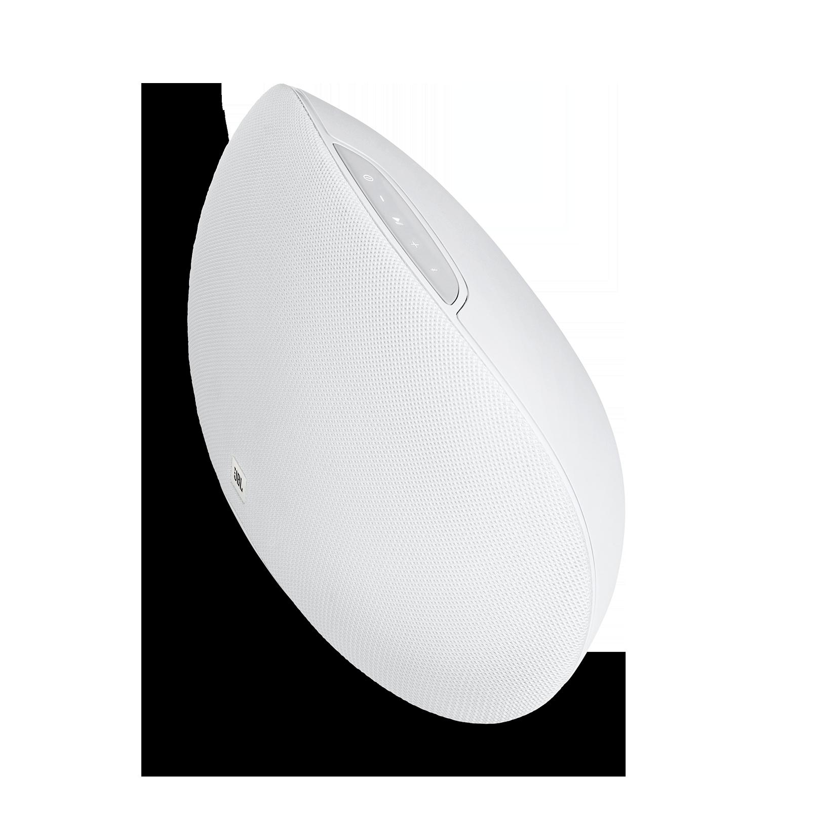 JBL Playlist - White - Wireless speaker with Chromecast built-in - Detailshot 2