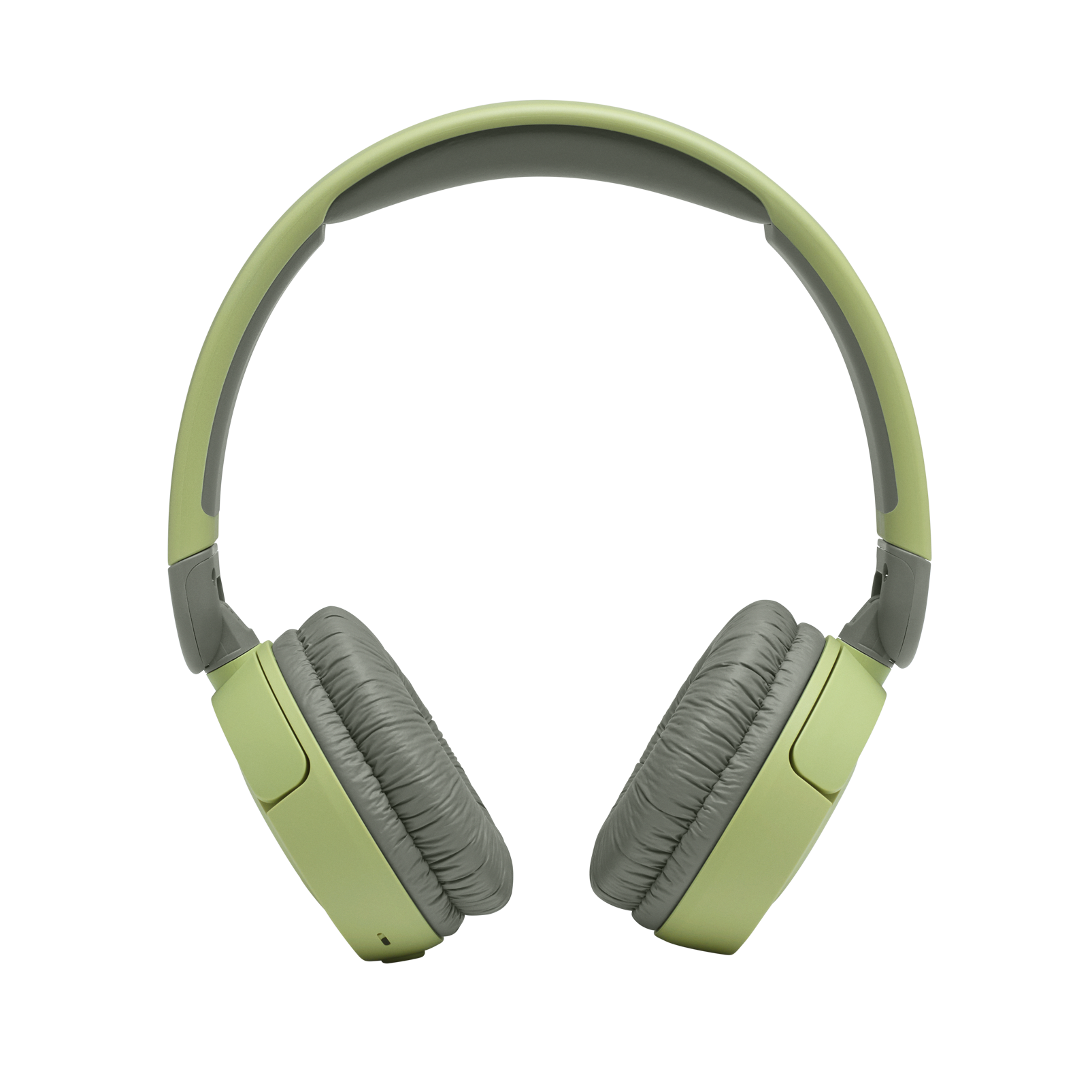 JBL Jr310BT - Green - Kids Wireless on-ear headphones - Front