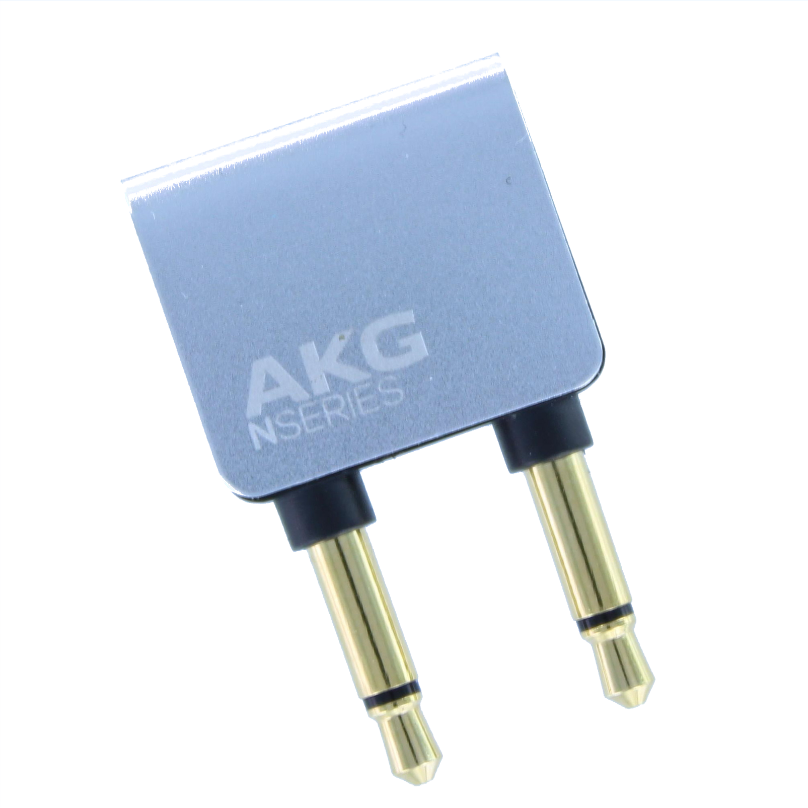 AKG Flight adaptor for N20/N40/N60N - Silver - Flight adaptor - Hero