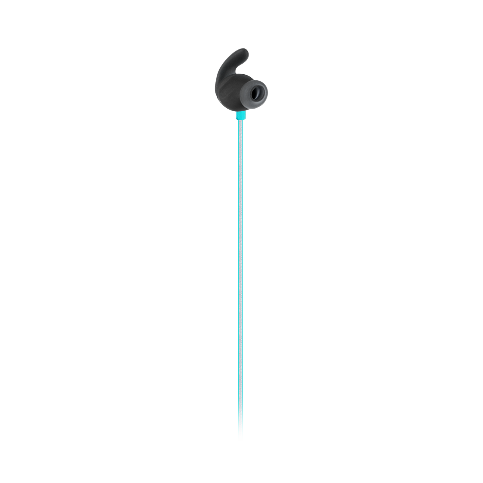 Reflect Mini - Teal - Lightweight, in-ear sport headphones - Detailshot 1