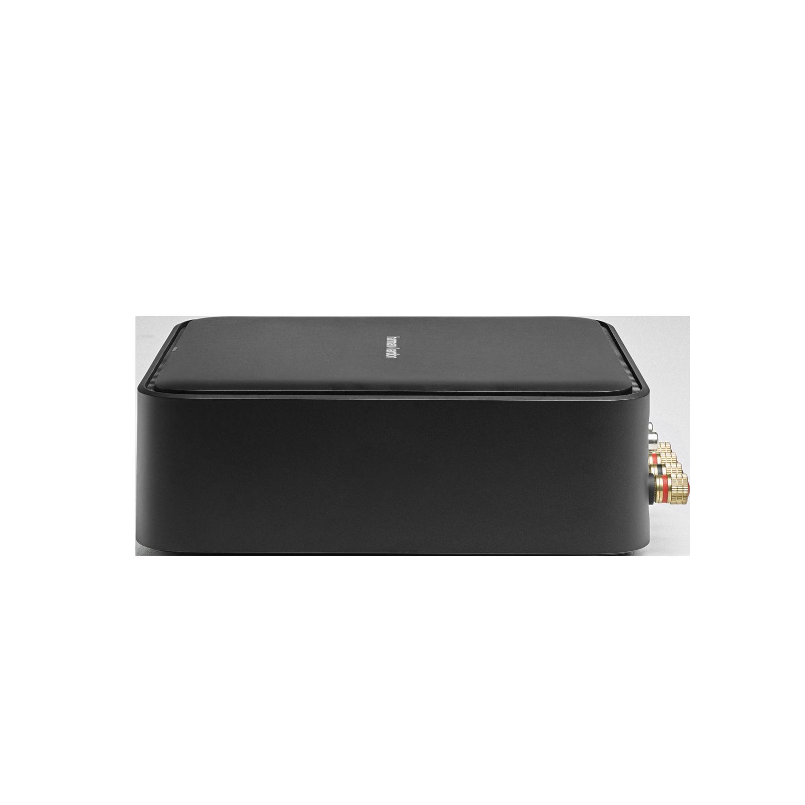 Harman Kardon Citation Amp - Black - High-power, wireless streaming stereo amplifier - Detailshot 1