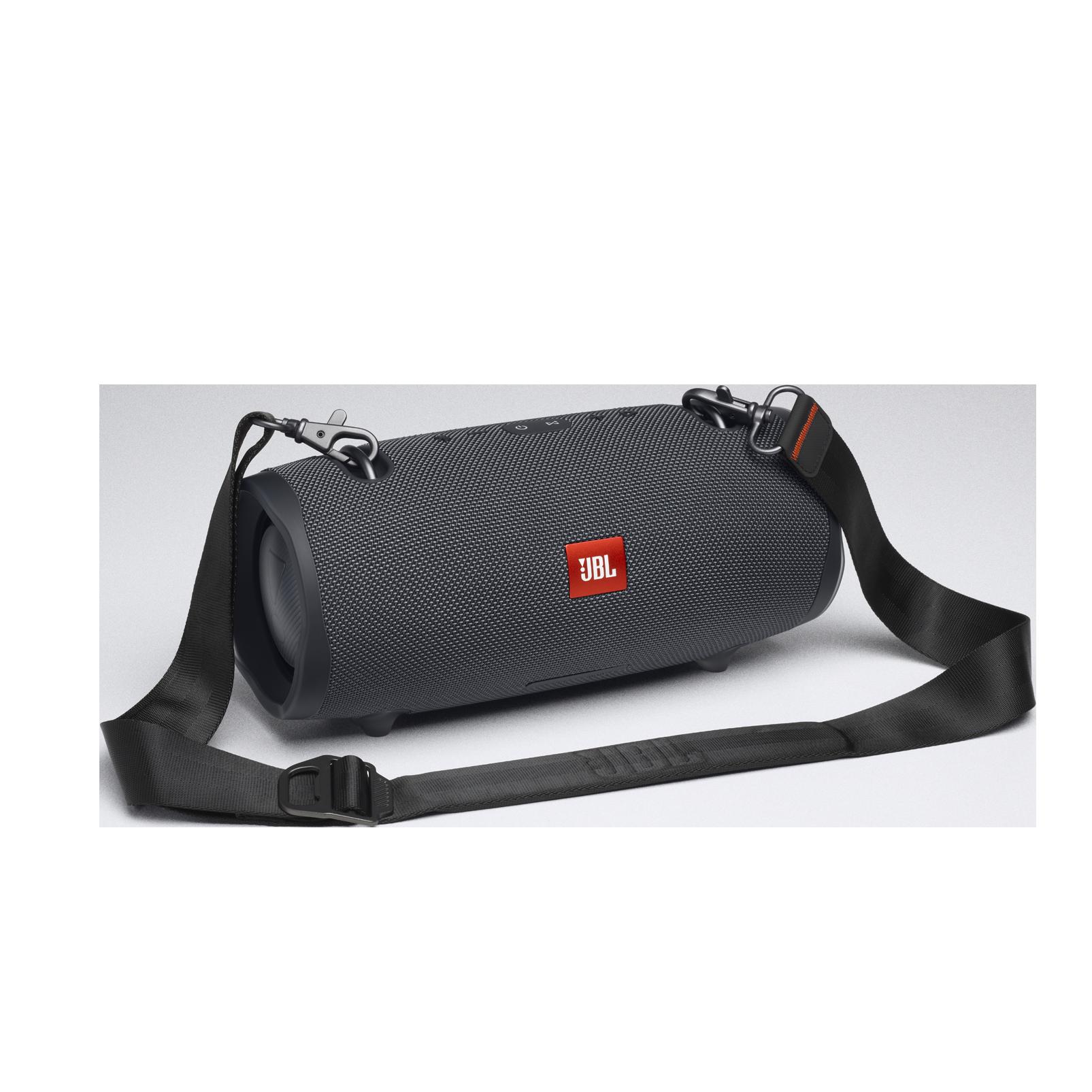 JBL Xtreme 2 Gun Metal - Gun Metal - Portable Bluetooth Speaker - Hero