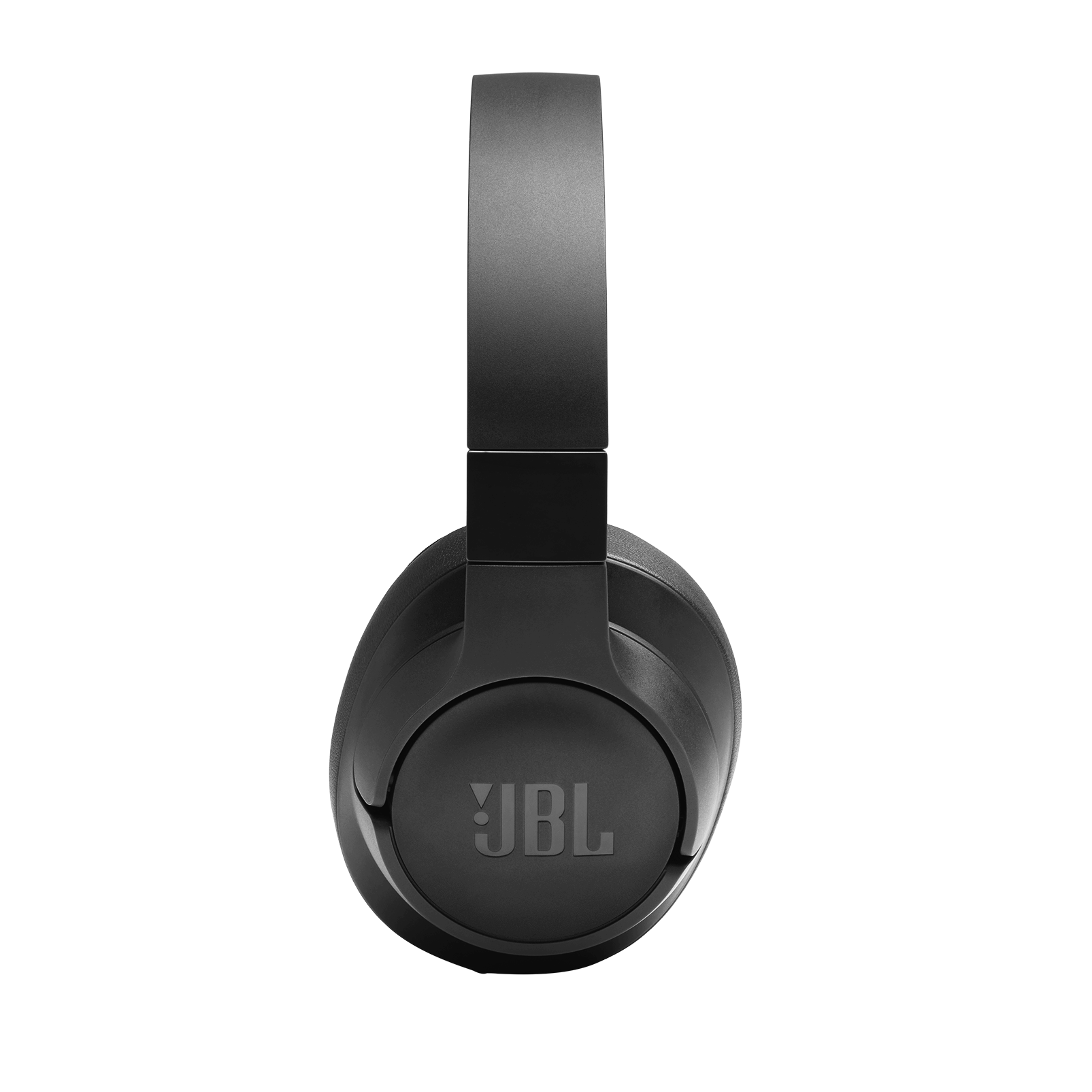 JBL TUNE 700BT - Black - Wireless Over-Ear Headphones - Detailshot 4