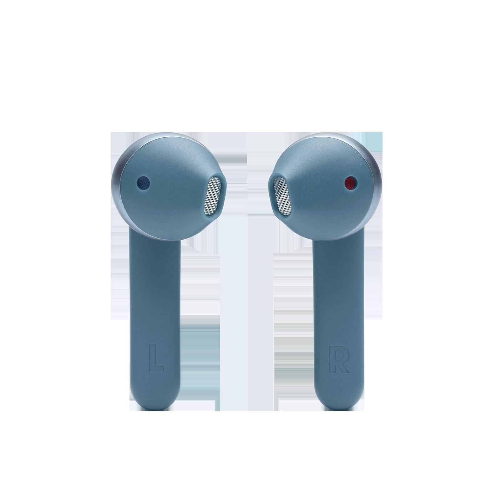 JBL Tune 220TWS - Blue - True wireless earbuds - Back