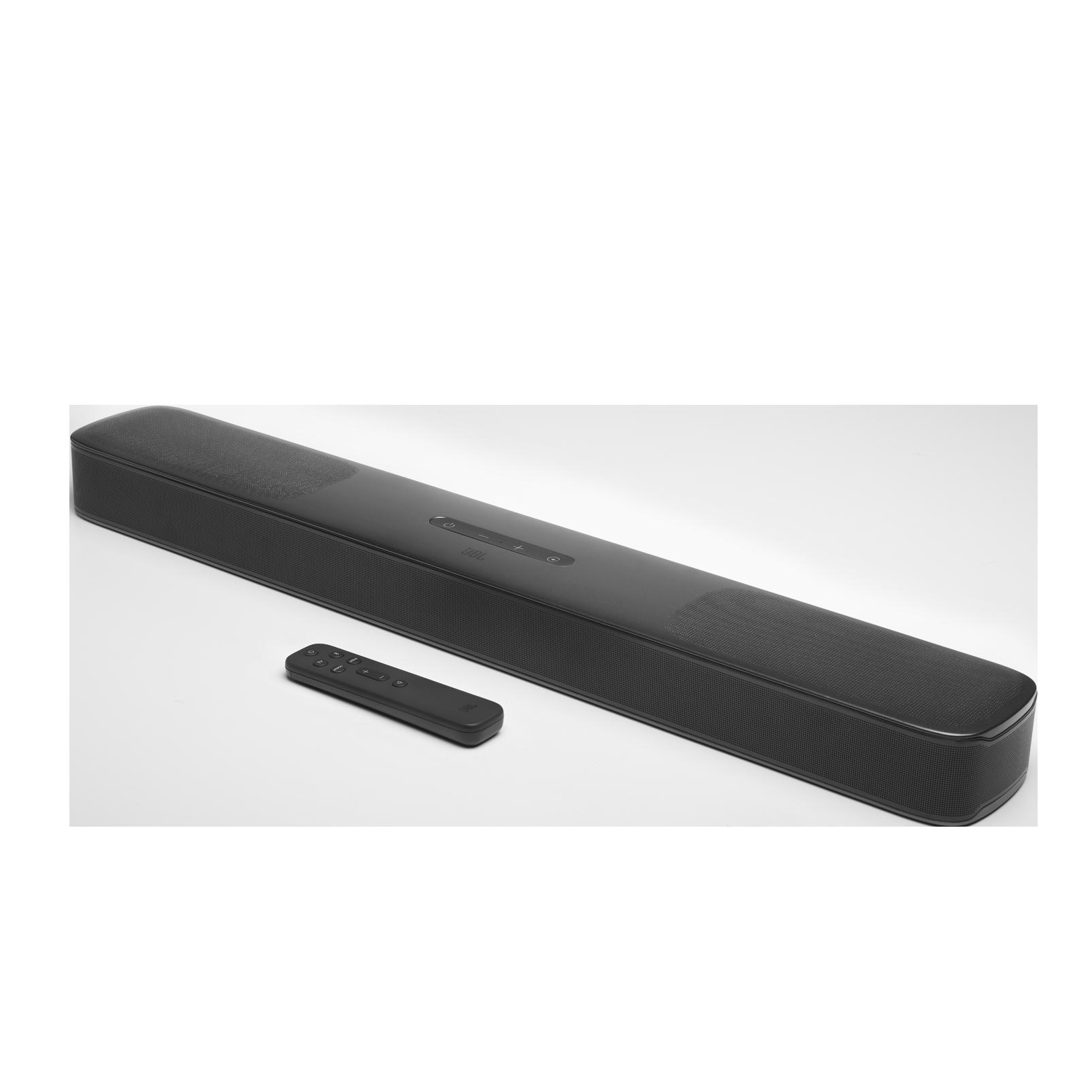 Bar 5.0 MultiBeam - Grey - 5.0 channel soundbar with MultiBeam™ technology and Virtual Dolby Atmos® - Hero