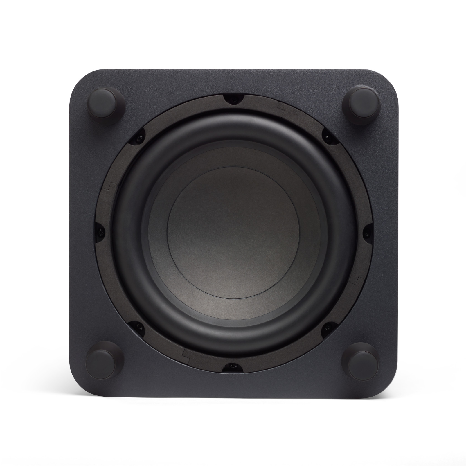 "JBL SW10 - Black - 10"" Powered Wireless Subwoofer for JBL LINK BAR - Detailshot 1"